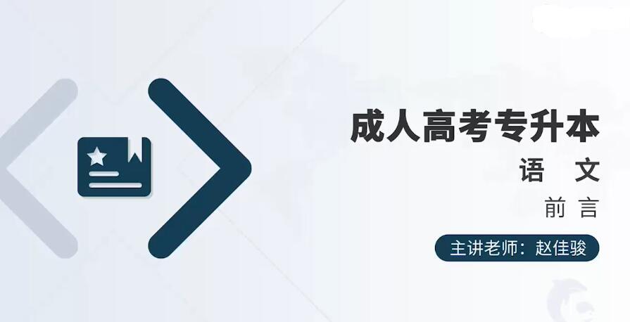 成考/大学语文